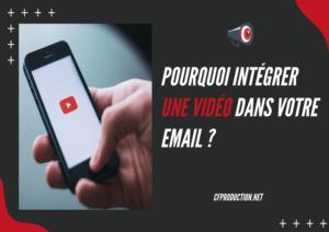 4 avantages de la vidéo dans votre email